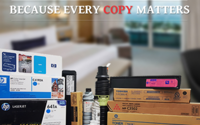 Difference Between OEM and Compatible Toner Cartridges