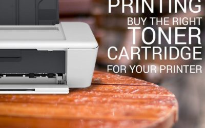 Know the Different Types of Printer Cartridges